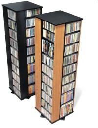 1040 CD 476 DVD Storage Rack Spinning Tower Rack