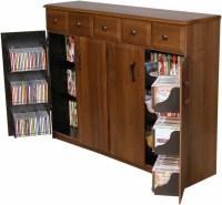 dvd storage furniture cabinets | Roselawnlutheran