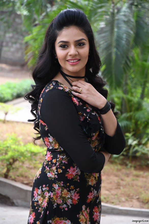 sreemukhi at nenu nanna naa boyfriends teaser launch945678