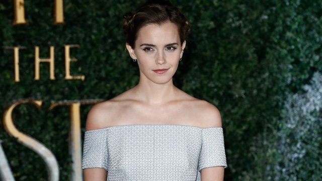 Emma Watson finally addresses photo shoot controversy