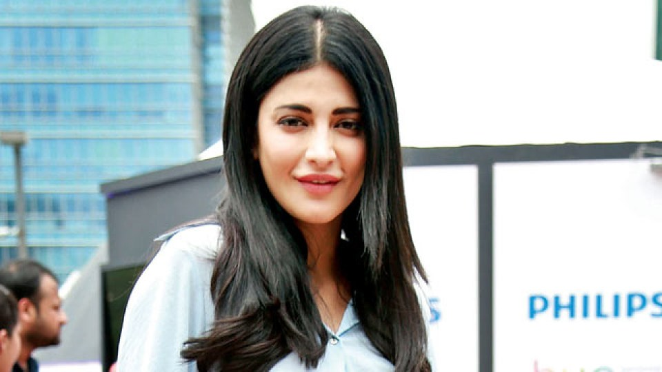 Shruti Haasan on relationship with Michael Corsale: Everyone knows about him