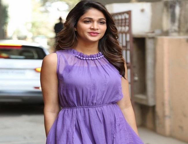 Lavanya Tripathi Photoshoot At Intelligent Movie Interview