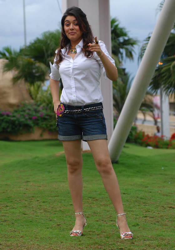 Hansika Motwani Photos Milky ThunderThighs
