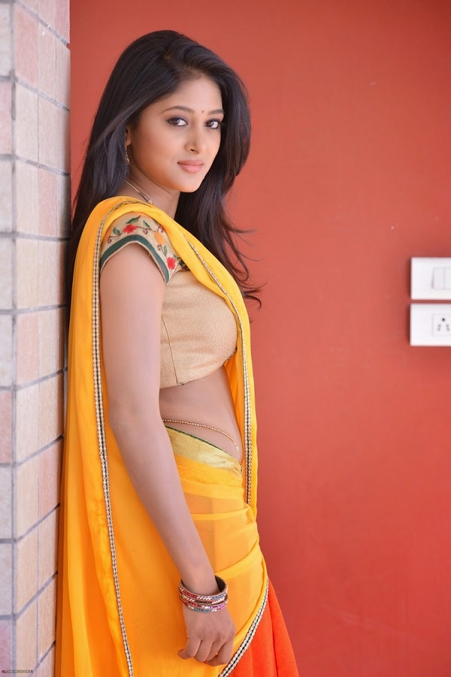 18-10-2018-Sushma-Raj-Half-Saree-Hot