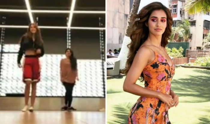 Disha Patani Sets The Internet on Fire as She Flaunts Her Sexy Dance Moves – Watch Viral Video