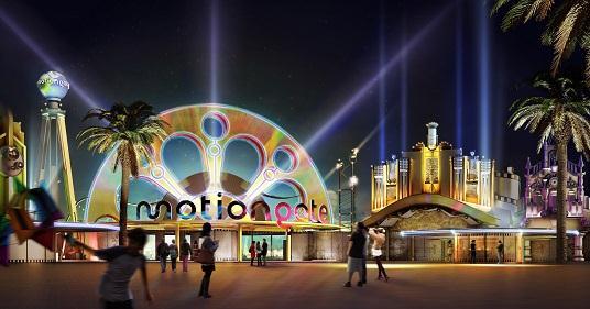 Motiongate Dubai to feature DreamWorks animation zone