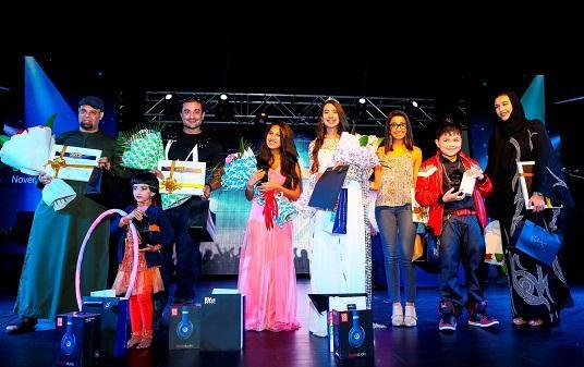 Dubai Festival City Mall announces winners of Kidz Starz