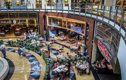 UAE residents third biggest F&B spenders globally in