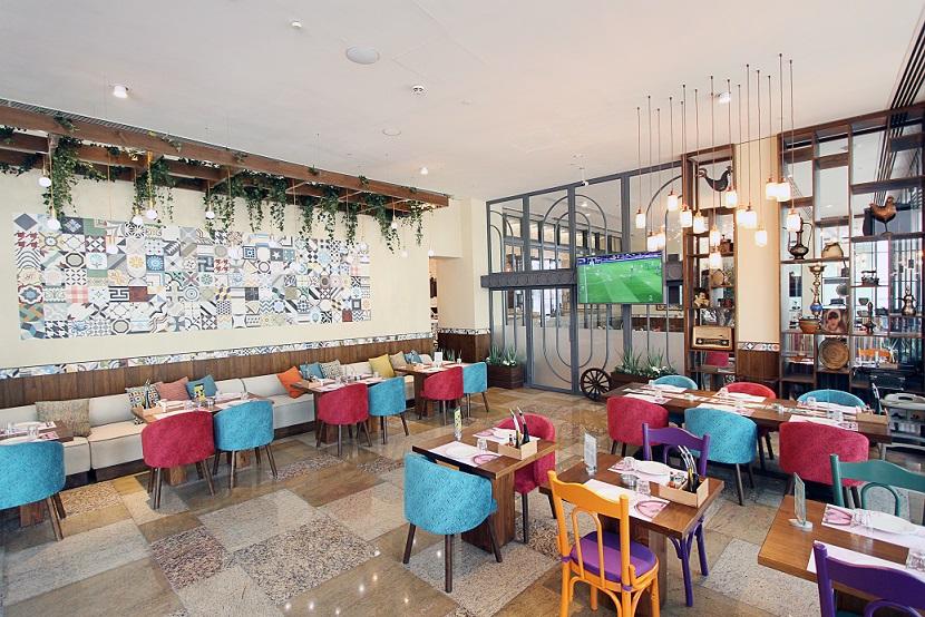 Lebanese Restaurant Semsom Opens In Dubai Festival City