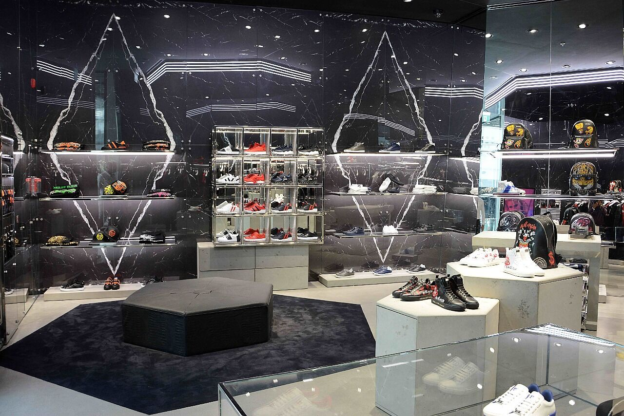 c1ad45c1a905 German fashion brand Philipp Plein recently opened the doors of its  boutique at The Dubai Mall in presence of the designer himself. The grand  opening was ...