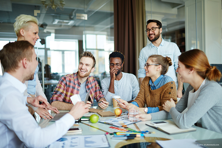 Creating a great workplace