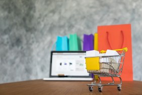 Online sales in the US rose by 47%
