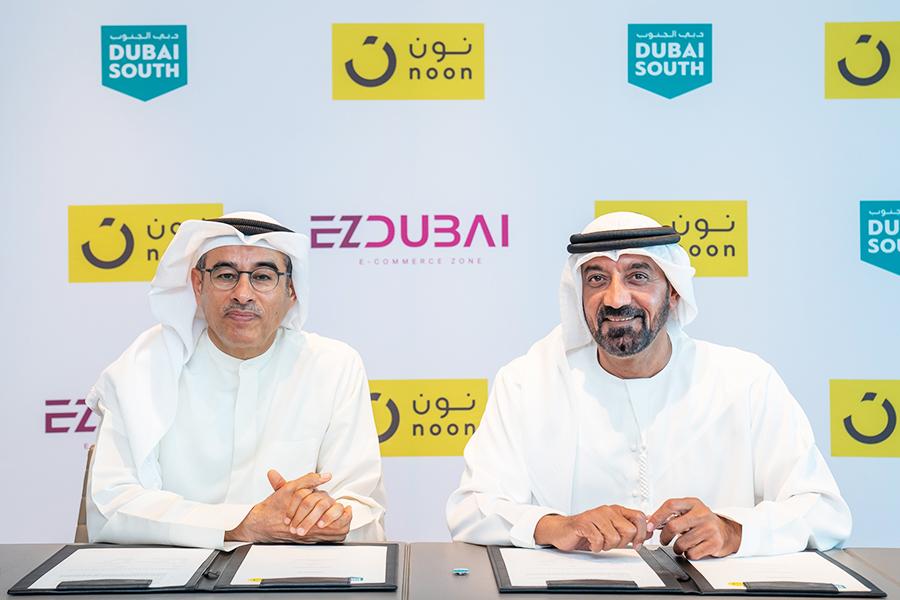 EZDubai and noon.com announce strategic partnership