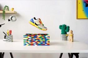 adidas Originals and LEGO team up