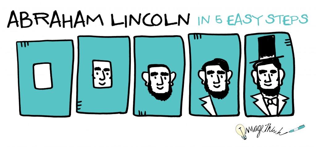 5EasySteps_AbrahamLincoln