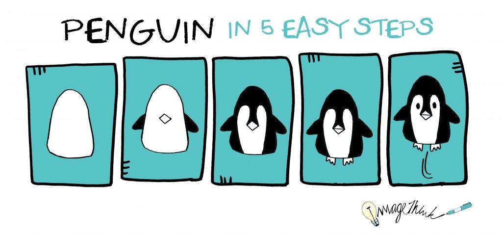 5EasySteps_Penguin
