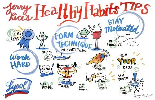 Emanate_Lysol Healthy Habits_JerryRiceTips_ImageThink_082615