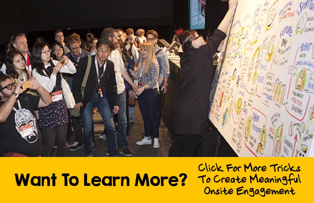 imagethink increase conference engagement