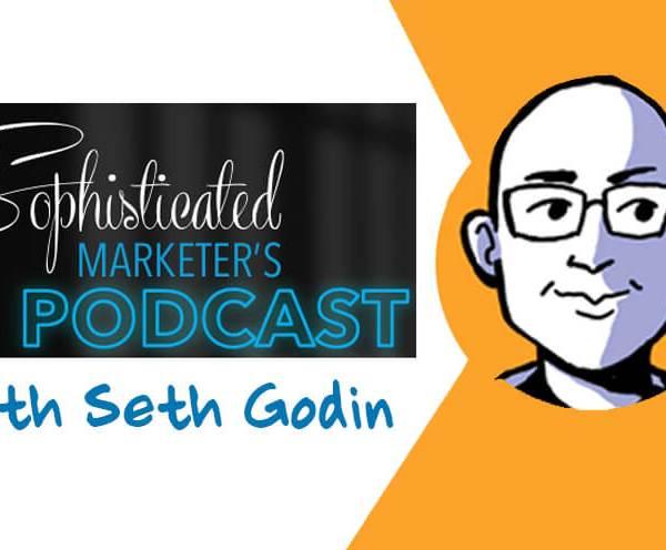 sophisticated marketer podcast, sketchnotes, seth godin, jason miller, imagethink