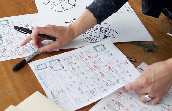 imagethink, graphic facilitation, infographics