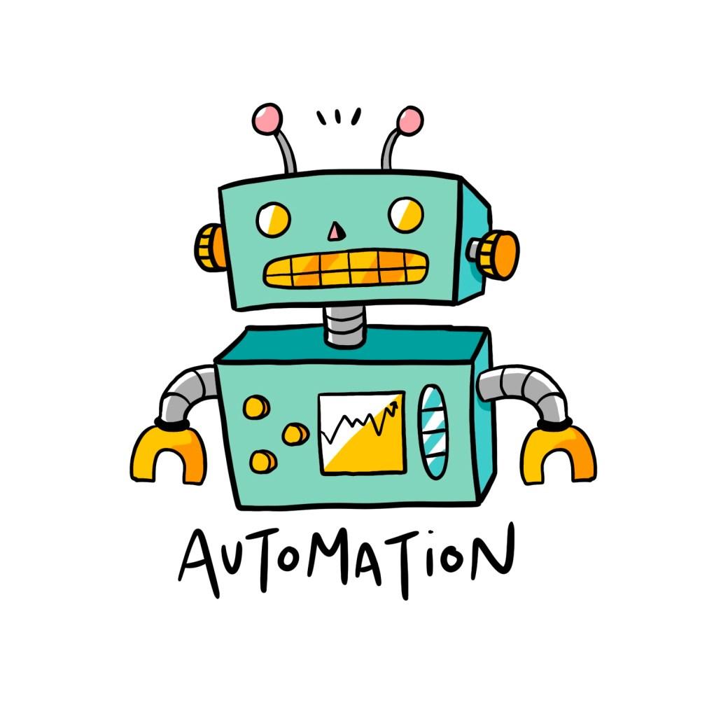 ImageThink graphic recording icon automation robot