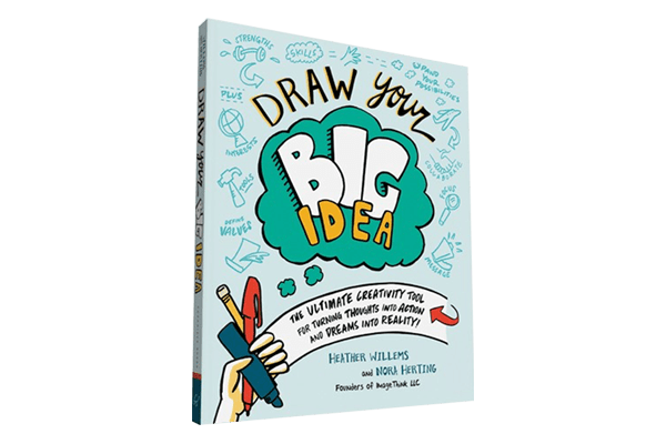 Draw your big idea book