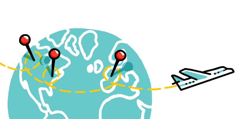 ImageThink graphic facilitators travel physically, or virtually, to support our clients