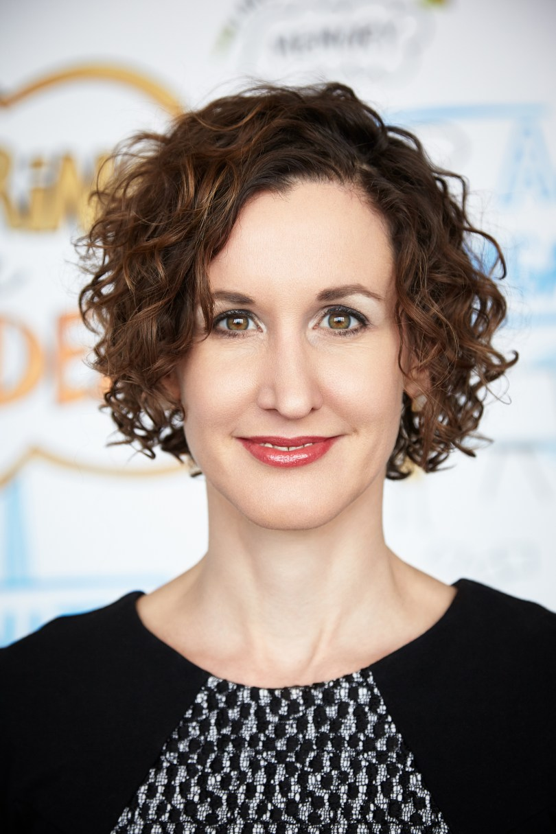 Nora Herting, Founding CEO of ImageThink and keynote speaker