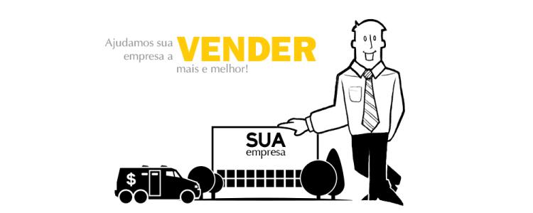 Ajudamos sua empresa a VENDER mais e melhor!
