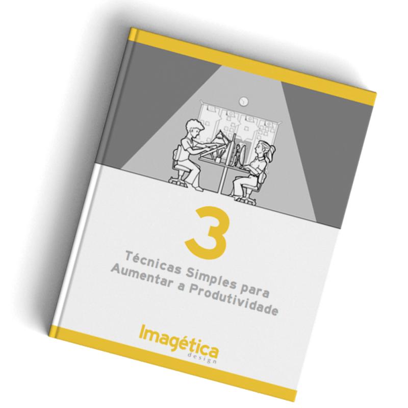 ebook: 3 técnicas simples para aumentar a produtividade