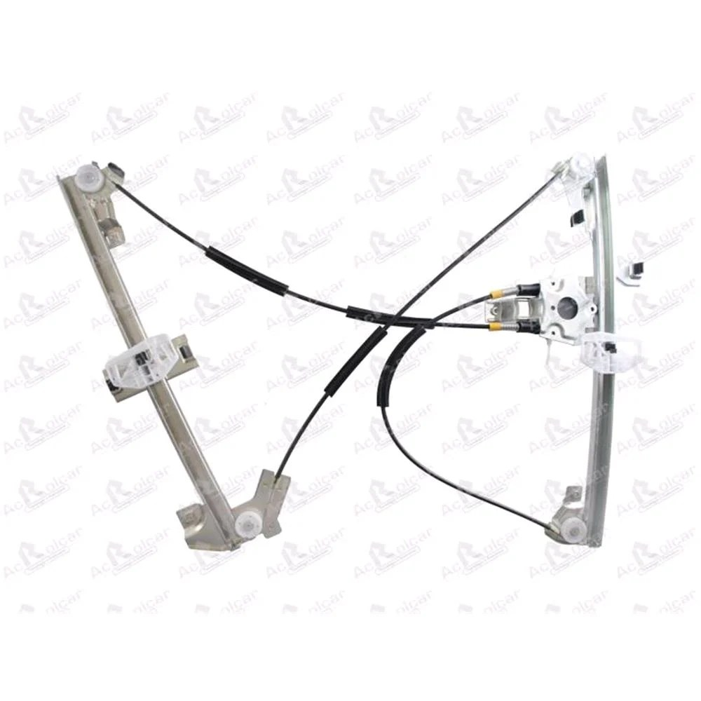 Front Left Electric Window Regulator Mechanism (Without