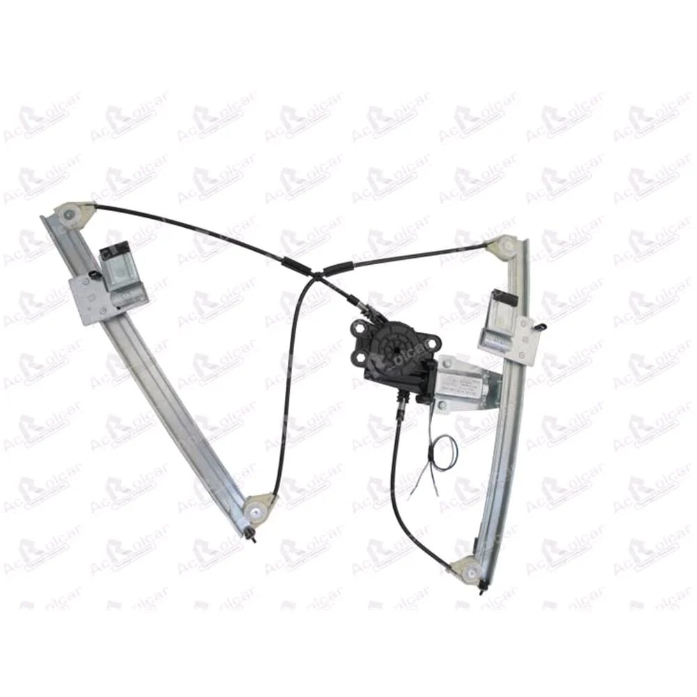 Front Left Electric Window Regulator (With Motor) For
