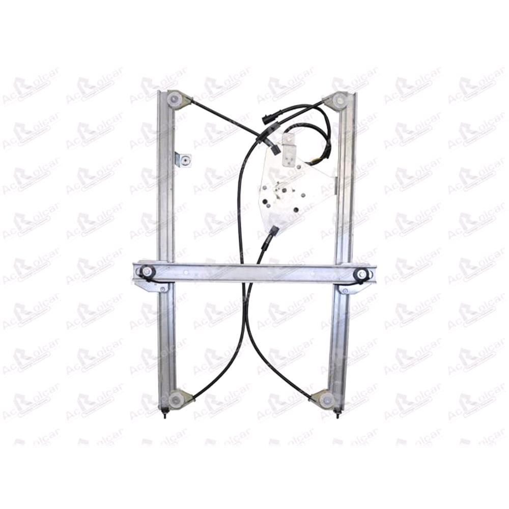 Front Right Electric Window Regulator (With Motor) For Daf