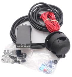 bosal universal bypass relay wiring kit 7 pin 093939 [ 1000 x 1000 Pixel ]