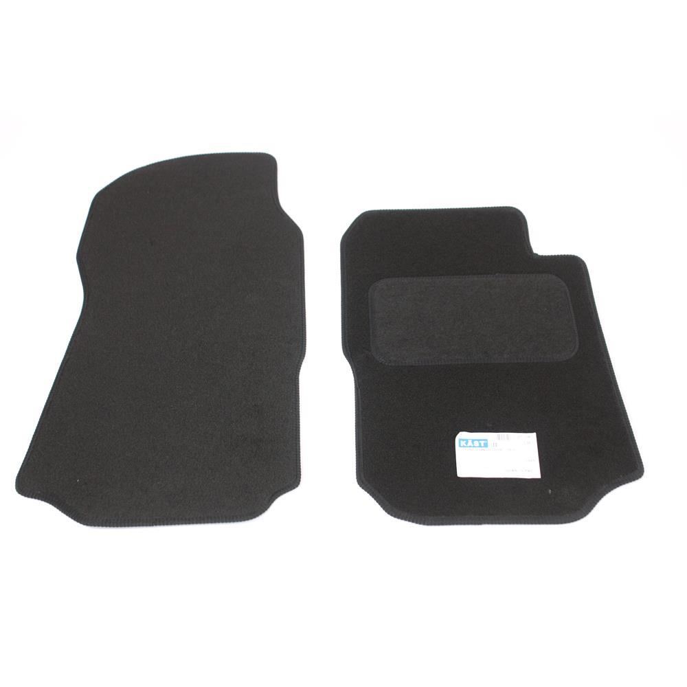 hight resolution of fully tailored car floor mats ford transit van 2006 2010 black