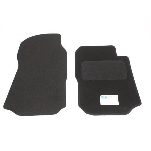 small resolution of fully tailored car floor mats ford transit van 2006 2010 black