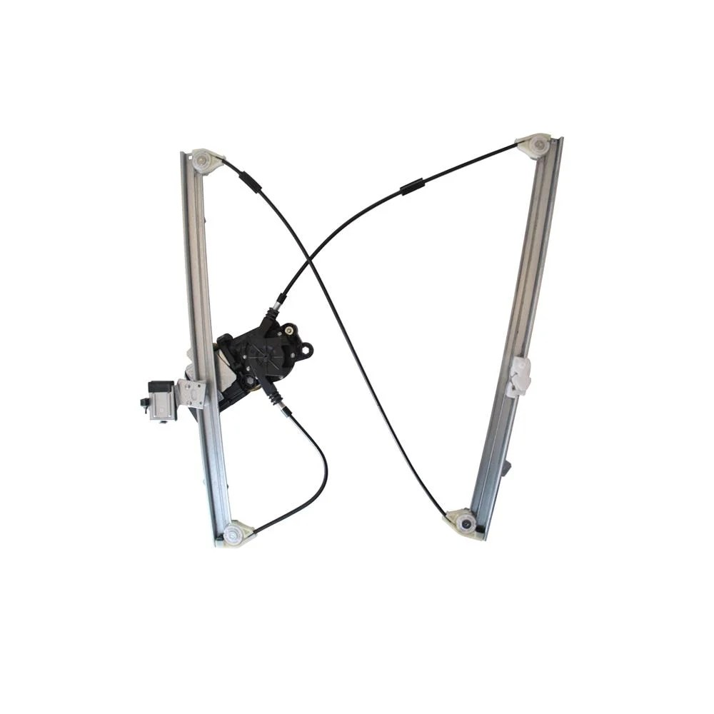 Front Left Electric Window Regulator (With Motor, One