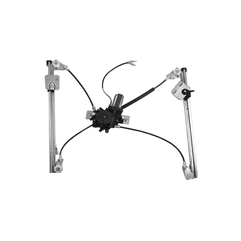 Front Right Electric Window Regulator (With Motor) For