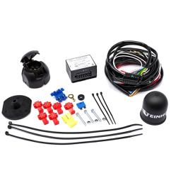 steinhof universal bypass relay wiring kit 7 pin [ 1000 x 1000 Pixel ]