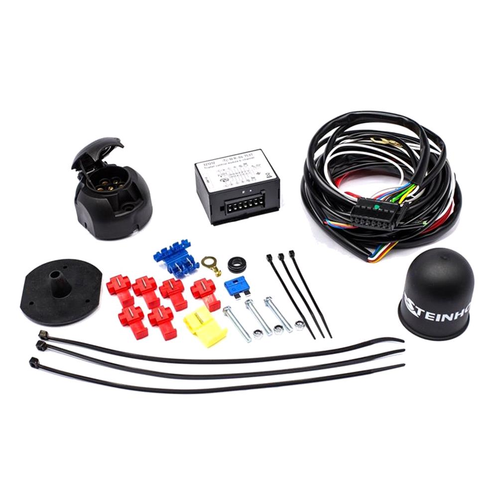 hight resolution of steinhof universal bypass relay wiring kit 7 pin