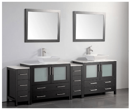 The Advantages Of Bathroom Vanities Storage And Counter Space Imagetown