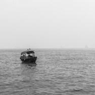 The sampan boat