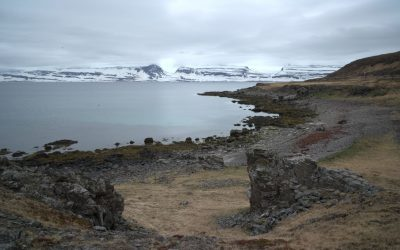 A long drive from Isafjordur to Hvammstagi