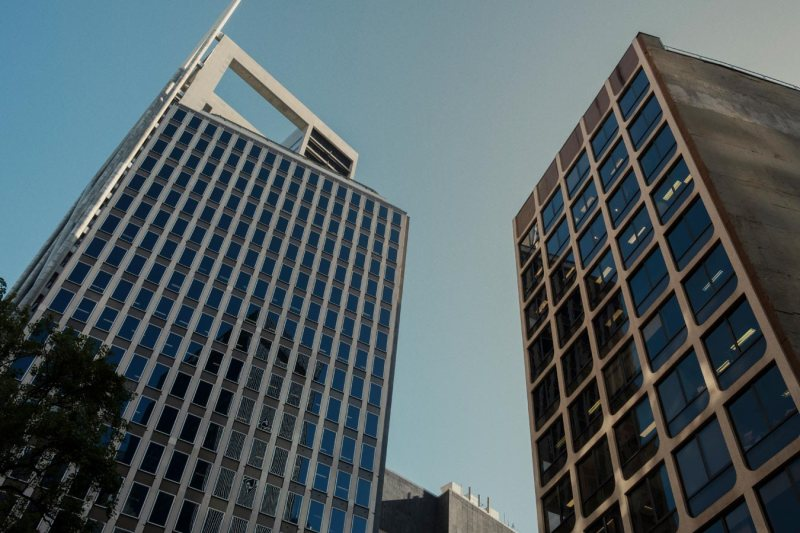 Architectural photography of Sydney's CBD by Image Workshop photographer Sharon Blance