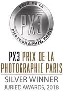 Sharon Blance - Silver Award winner - 2018 Prix de la Photographie Paris
