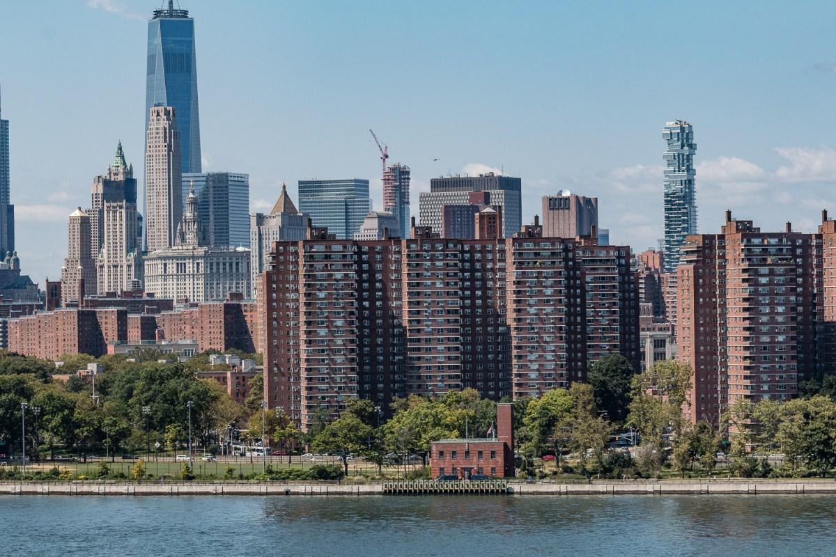 From Brooklyn to Manhattan