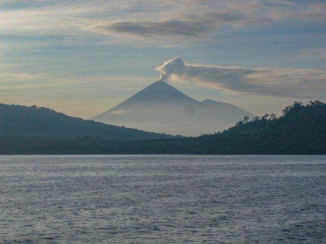 Ocean and Skies of PNG