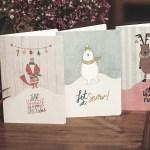 Postales de Navidad… ilusión en tu buzón