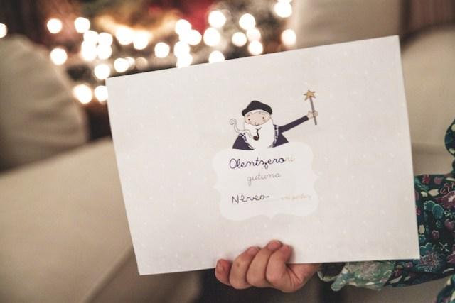 carta-olentzero-navidad-ilustración-donostia-gipuzkoa