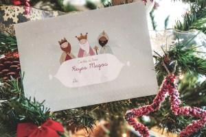 Queridos Reyes Magos…. Carta descargable by Imaginaran